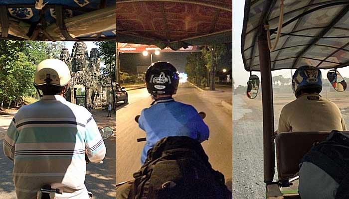 Thailand und Kambodscha - Stationen eines Rucksackreisenden