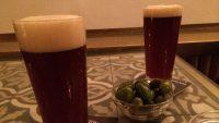 Zum Bier gibt es fast immer einen kleinen Snack dazu. (Quelle: ruti)