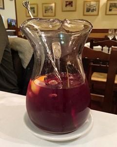 Köstlicher erfrischender Sangria (Quelle: ruti)
