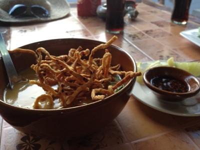 Käfer, Saté,  Khao Soy - Essen und Trinken in Thailand