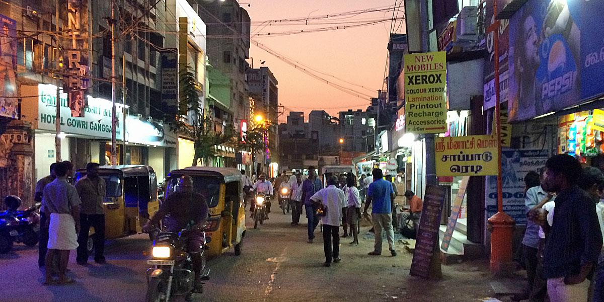 Streetlife in Madurai (Foto: ruti)