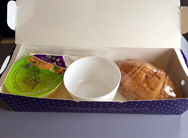 Thai Airways Foodbox