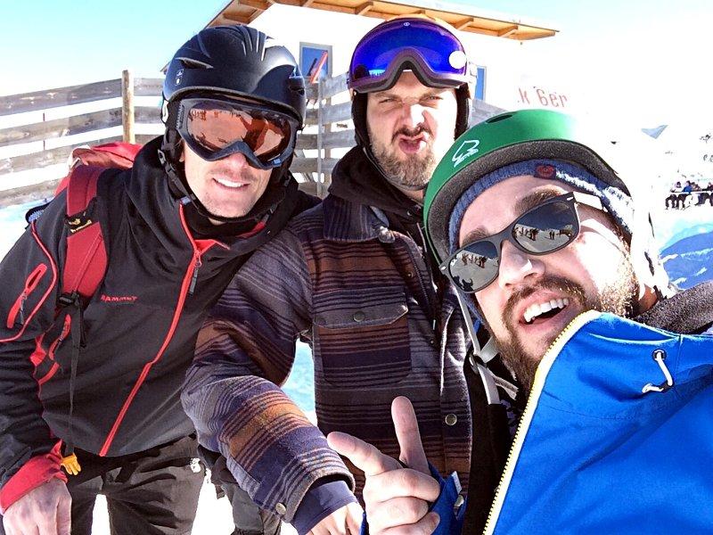 Männer-Skiurlaub in Saalbach-Hinterglemm (Foto: R.C)