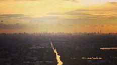 Die Metropole Bangkok aus der Vogelperspektive. (Foto: ruti)