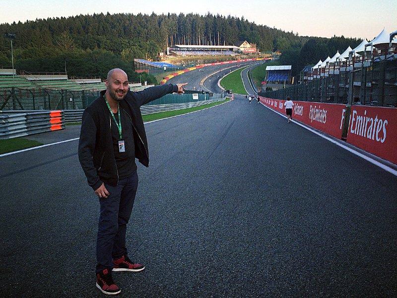 """""""I survived Eau Rouge"""" - die besten Geschichten der F1-Strecke in Belgien"""