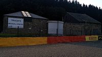 Das Medical Center des Circuit de Spa-Francorchamps befindet sich unweit der Blanchimont-Kurve. (Foto: ruti)