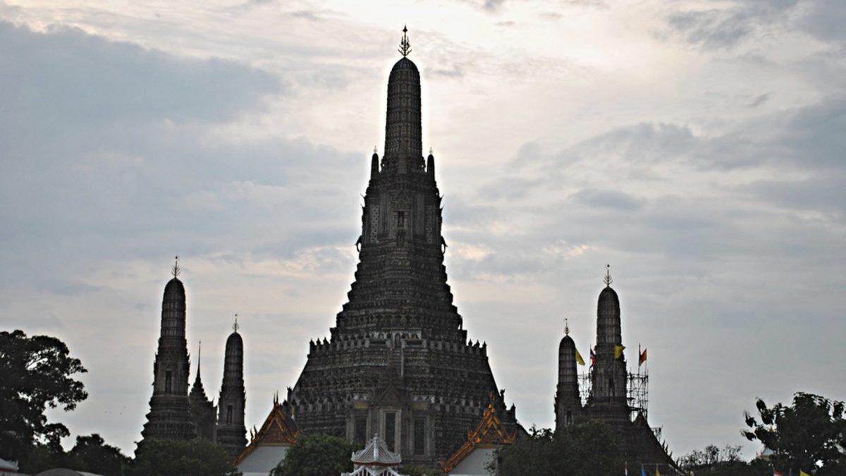 Der Wat Arun ist das Wahrzeichen Bangkoks. (Foto: S.E.)