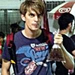 Coca Cola wird in Thailand auch in der Plastik-Tüte serviert. (Quelle: Ruti)
