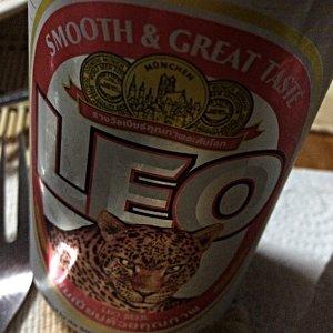 Leo-Bier in Thailand (Foto: Ruti)