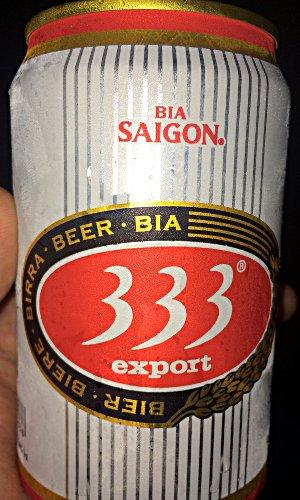 """Ba Ba Ba""-Bier in Vietnam (Foto: Ruti)"