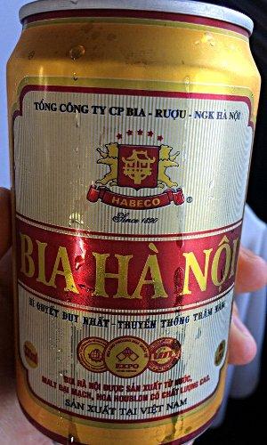 Bier Ha Noi in Vietnam (Foto: Ruti)