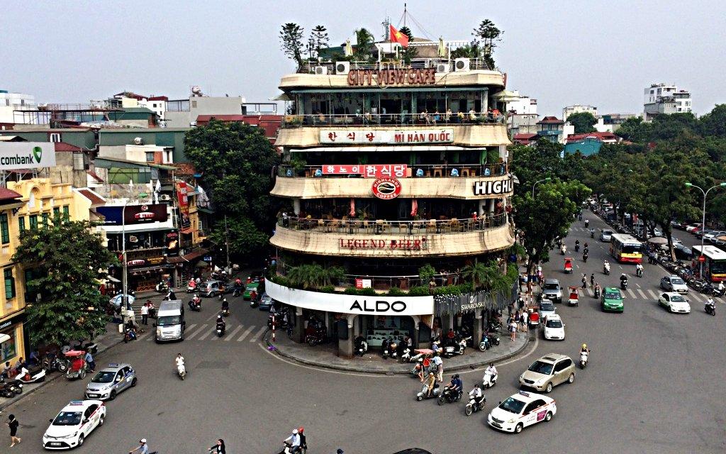 Vietnams Hauptstadt Hanoi