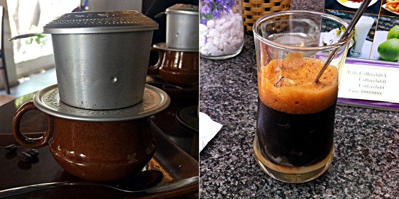 Vietnamesischer Kaffee (Foto: Ruti)