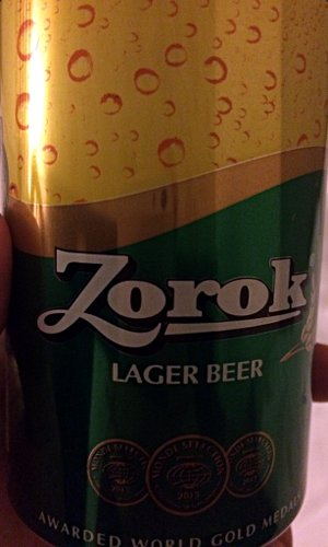 """Zorok""-Bier in Vietnam (Foto: Ruti)"