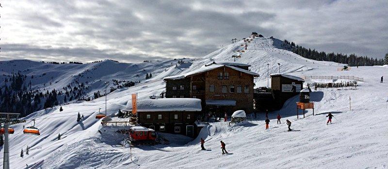 Das Skigebiet in Saalbach-Hinterglemm ist ein Traum. (Foto: Ruti)