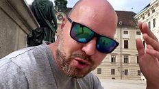 Ruti in der Wiener Hofburg (Foto: Ruti)