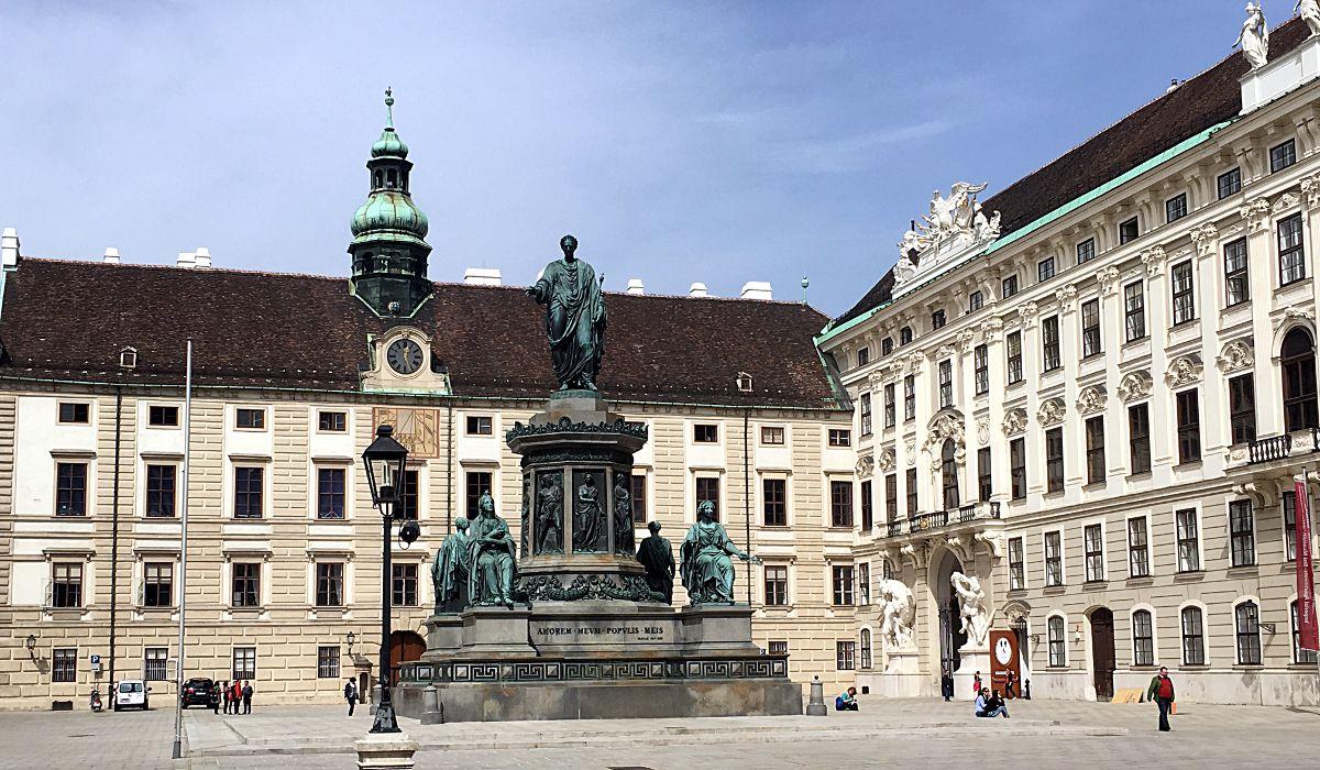 Die Wiener Hofburg (Foto: Ruti)