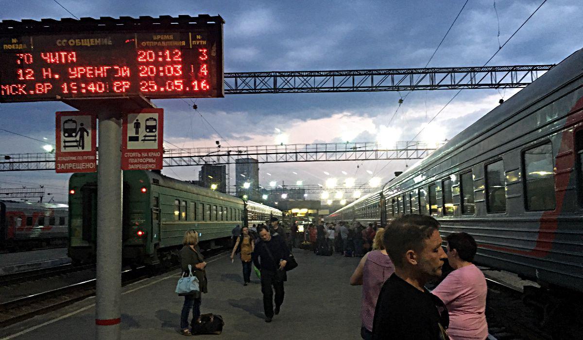 Transsibirische Eisenbahn - Mythos und Wahrheit