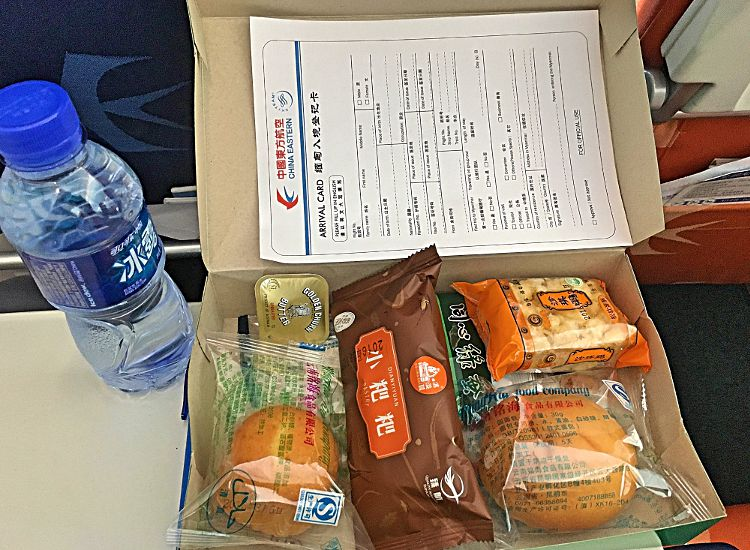 China Eastern Foodbox