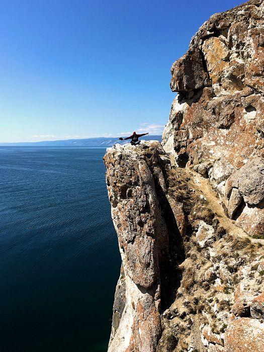 Der Baikalsee war eines der ganz großen Highlights meiner Reise. (Foto: Ruti)