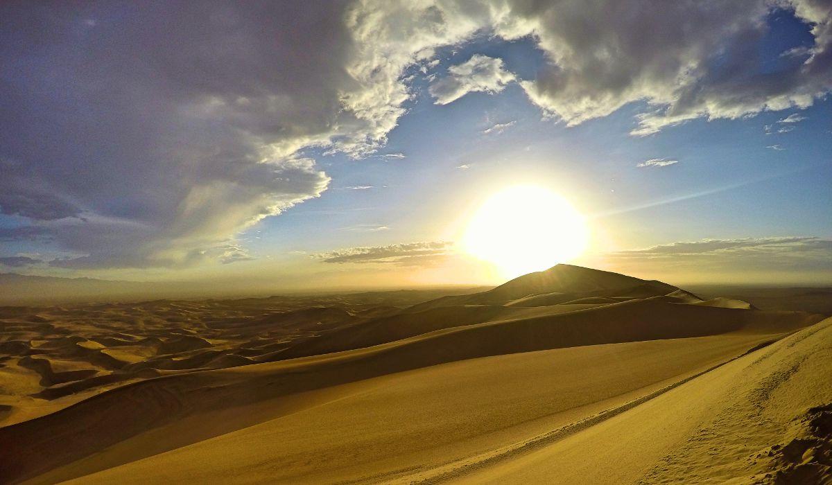 Die Wüste Gobi (Foto: Ruti)
