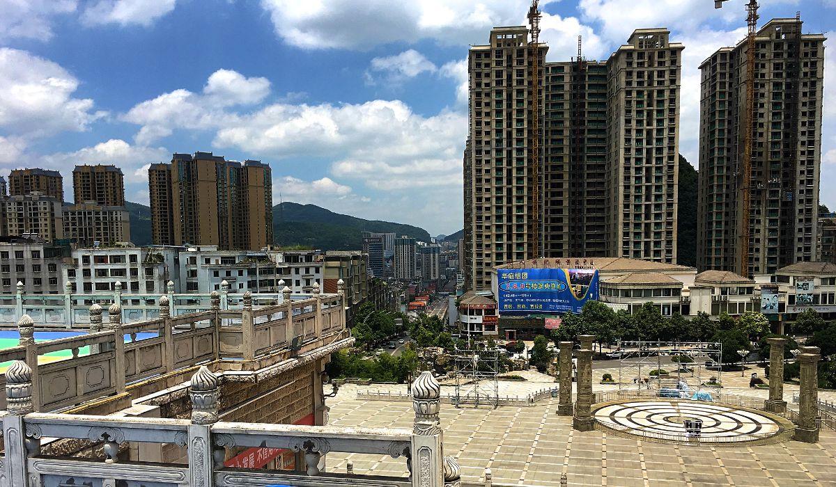 Liupanshui in China (Foto: ruti)