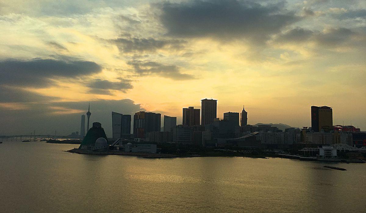 Die Casinostadt Macau - eine Sonderverwaltungszone Chinas. (Foto: Ruti)