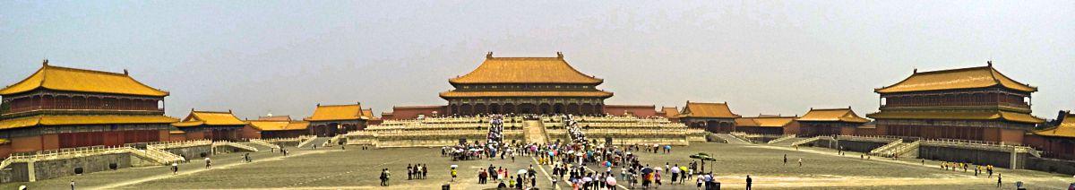 Die Verbotene Stadt in Peking. (Foto: Ruti)