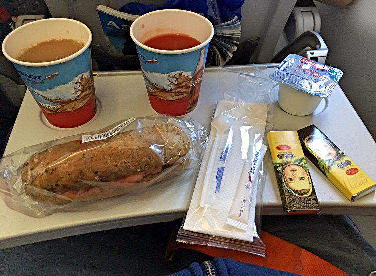 Aeroflot Essen nach Sotschi