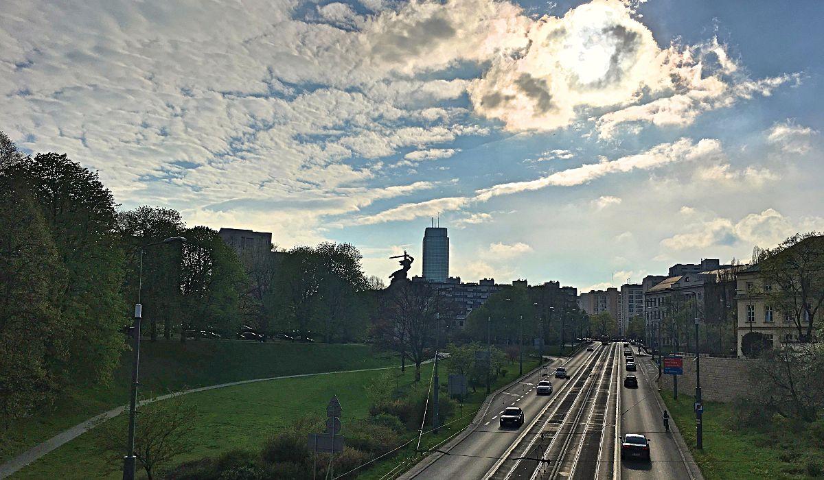 Die Straßen von Warschau (Foto: Ruti)
