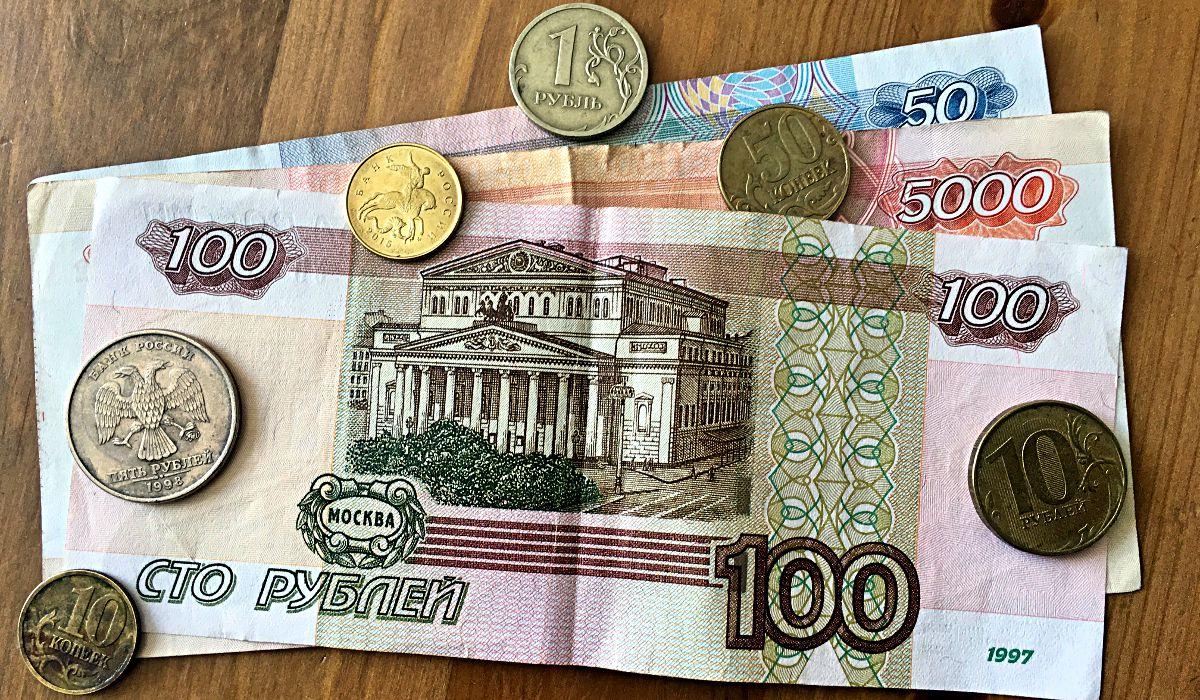 Das ist das Geld, das so gern rollt. (Foto: Ruti)