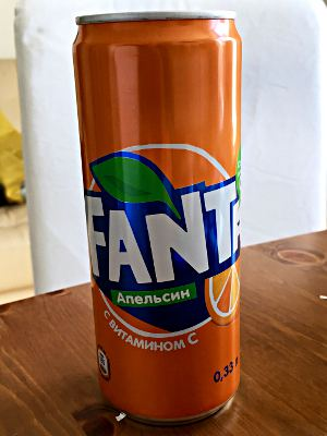 Fanta Orange, Russland 2017 (Foto: Ruti)