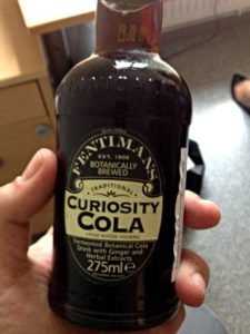 Fentimans Curiosity Cola, Norwegen 2013 (Foto: ruti)