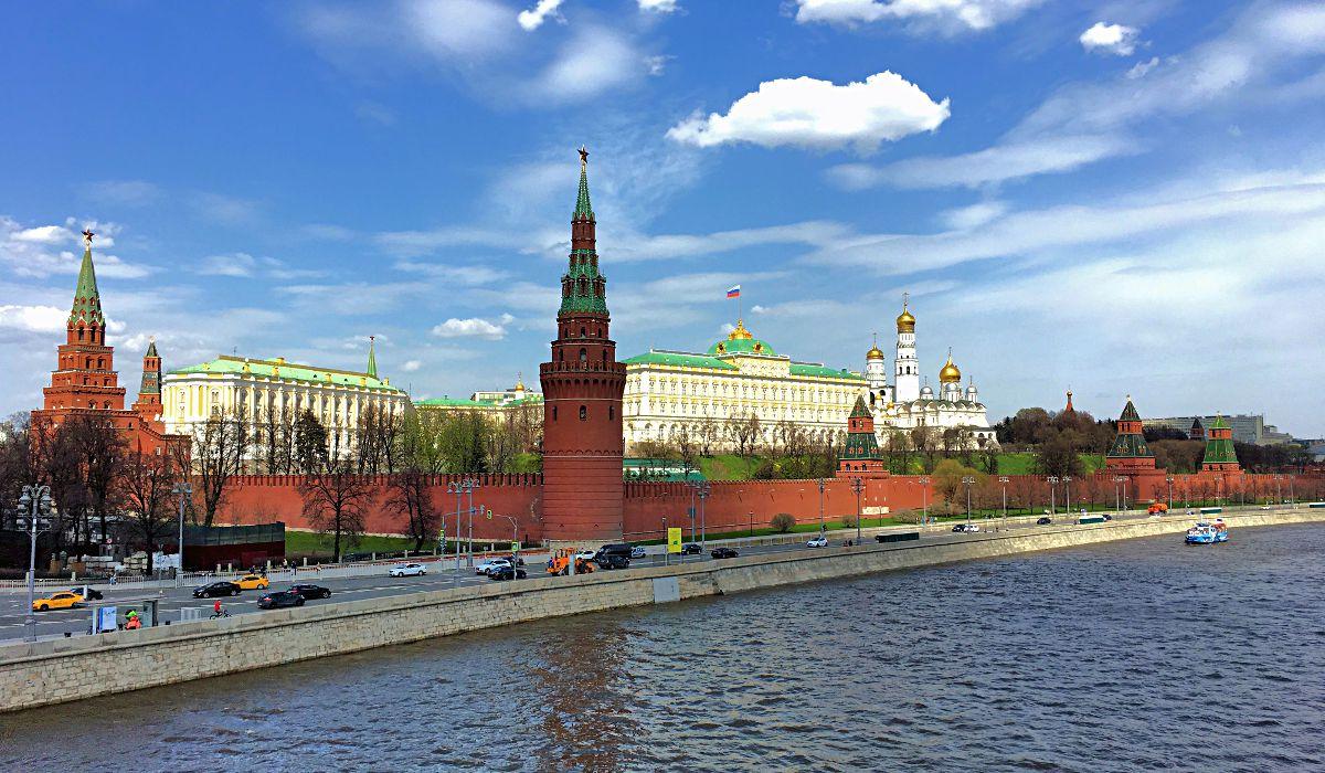 Der Kreml in Moskau (Foto: Ruti)