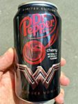 Dr. Pepper Cherry, Wonderwoman Edition, Russland 2017 (Foto: Ruti)