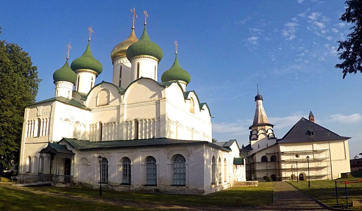Das Erlöser-Euphemius-Kloster in Susdal (Foto: Ruti)