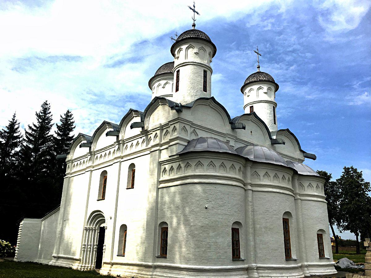 Das Gewandniederlegungskloster in Susdal (Foto: Ruti)