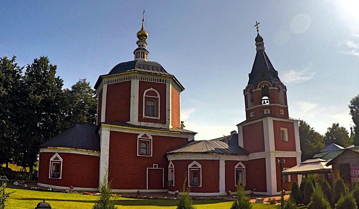 Der Tempel der Jungfrau Maria in Susdal. (Foto: Ruti)