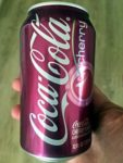 Coca-Cola, Cherry, Russland 2017 (Foto: ruti)