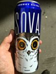 S.O.V.A. Energy Drink, Russland 2017 (Foto: Ruti)