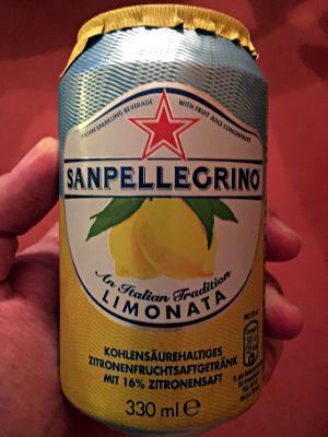 San Pellegrino Limonata, Zitrone, Deutschland 2017 (Foto: Ruti)