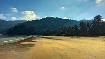 Juara Beach auf der Insel Tioman ist malerisch. (Foto: Ruti)