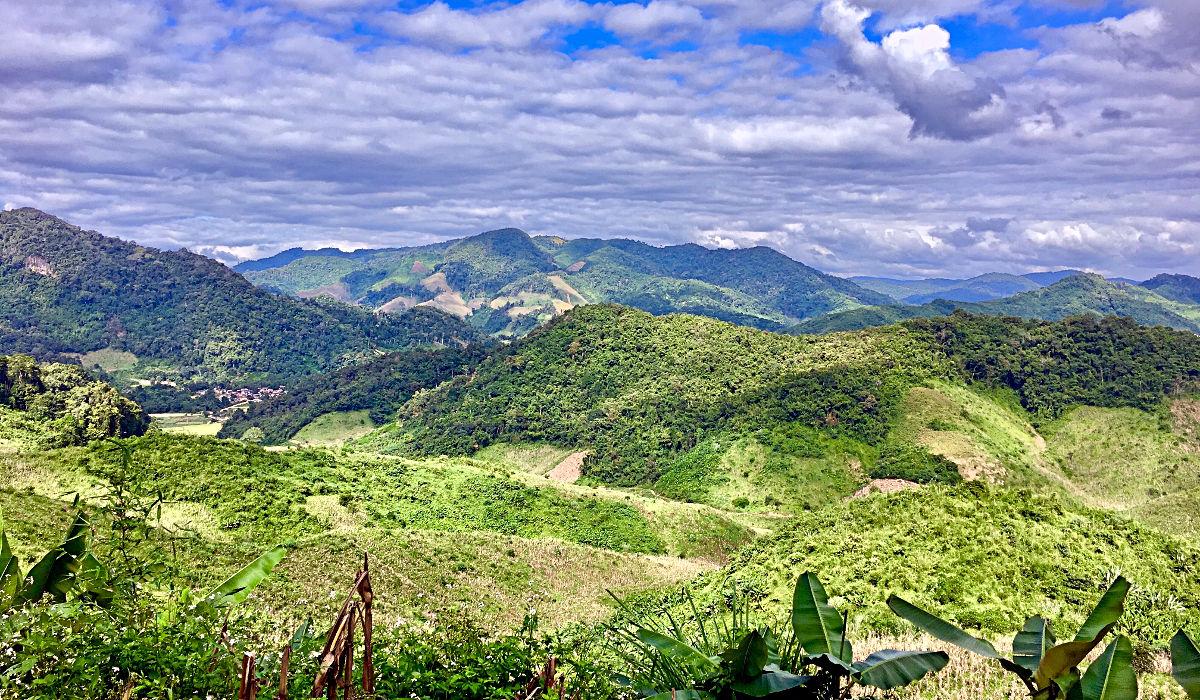 So schön ist es fast überall in Laos. (Foto: Ruti)