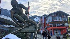 Willkommen in Kitzbühel! (Foto: Ruti)