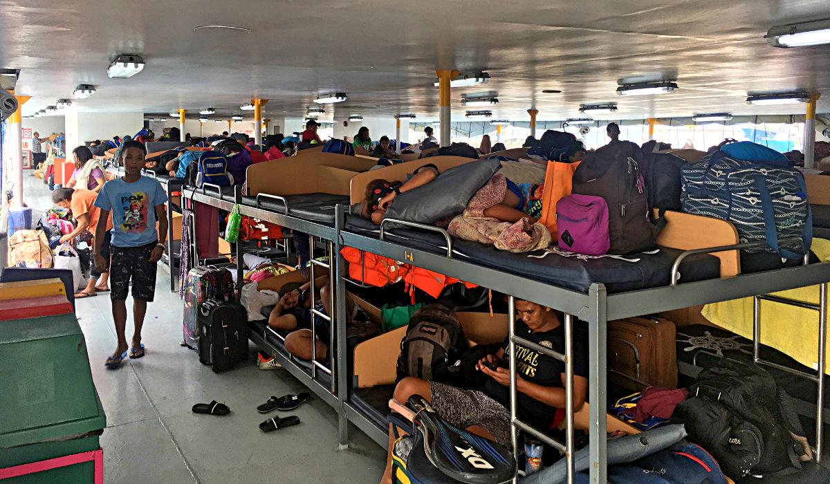 Slow Travel - mit der Fähre von Manila nach Coron