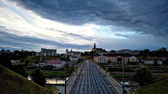 Grodno - Grenzstadt in Weißrussland ganz nah an Polen (Foto: Ruti)