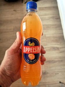 Egils Appelsin auf Island (Foto: Ruti)
