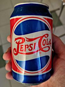 Pepsi-Cola, Russland, 2018 (Foto: Ruti)