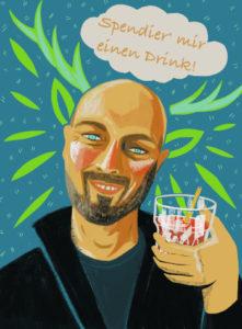 Unterstütze RutisReisen und spendier' mir einen Drink!
