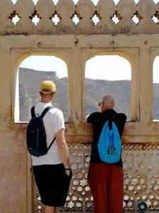 Mein Drybag (rechts) (Foto: Ruti)